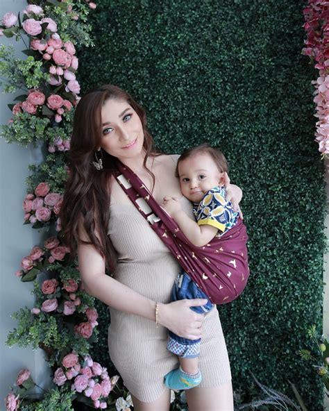 Baby Margaretha Seksi Foto Hot Mom Model Indonesia ZONA