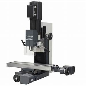 Wabeco V5 Benchtop Cnc Mill 100-7500 Rpm