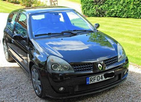 renault clio sport 2004 2004 renault clio sport 182 16v sold car and classic