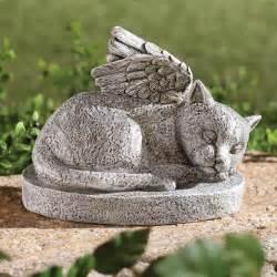 cat memorial resin cat memorial memorial statue cat memorial