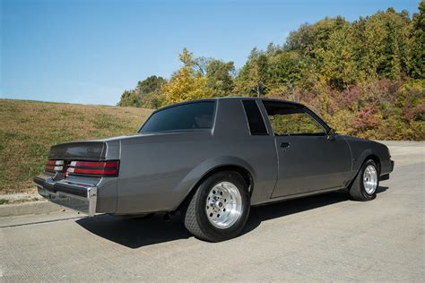 Classic Buick Regal by 1987 Buick Regal Fast Classic Cars