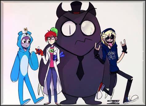 714 Best Villainous (cartoon Network Miniseries) Images On