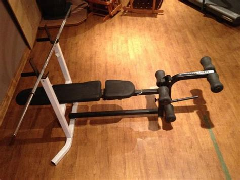 Northern Lights Weight Bench by Northern Lights Weight Bench With Leg Extensions Osgoode