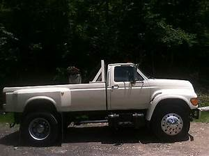 Ford   Other N  A Ford Dually Pickup Truck Cummins Allison