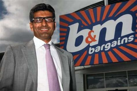 """Arora brothers sell """"significant stake"""" in discount B&M ..."""