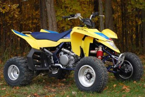Suzuki Quadracer R450 by 2009 Suzuki Quadracer Lt R450 Review Atv