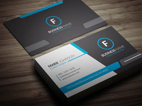 Cool Blue Corporate Business Card Template » Free Download How To Make Business Letterhead Template Card Ideas For Restaurants Gold Jewelry Designs And Free Automotive Cards Realtors Samples Salon