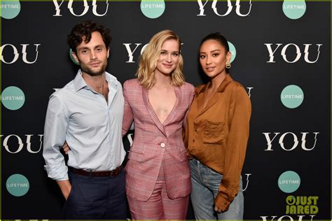 shay mitchell   beauty  black   series premiere photo  photo gallery