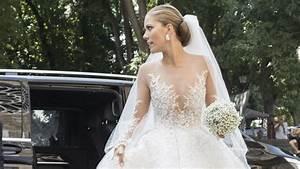 the million dollar swarovski wedding dress that is With victoria swarovski wedding dress
