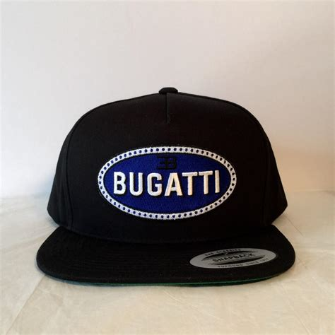 Shop top fashion brands newsboy caps at amazon.com ✓ free delivery and returns possible on eligible purchases. Bugatti logo custom snapback hats from Bloom Pepper