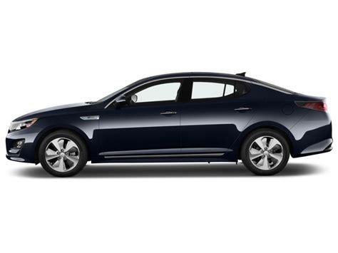 Kia Optima Ex Hybrid by Image 2014 Kia Optima Hybrid 4 Door Sedan Ex Side