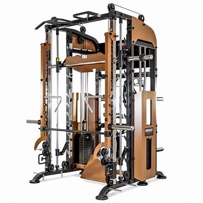 Gym Equipment Functional Trainer Machine Fitness Rack