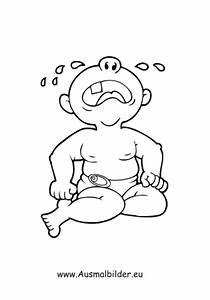 Babybilder Zum Ausmalen : ausmalbilder weinendes baby menschen malvorlagen ~ Markanthonyermac.com Haus und Dekorationen
