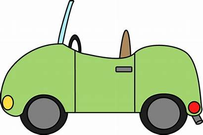 Clip Clipart Convertible Letter Vehicle Library Cliparts