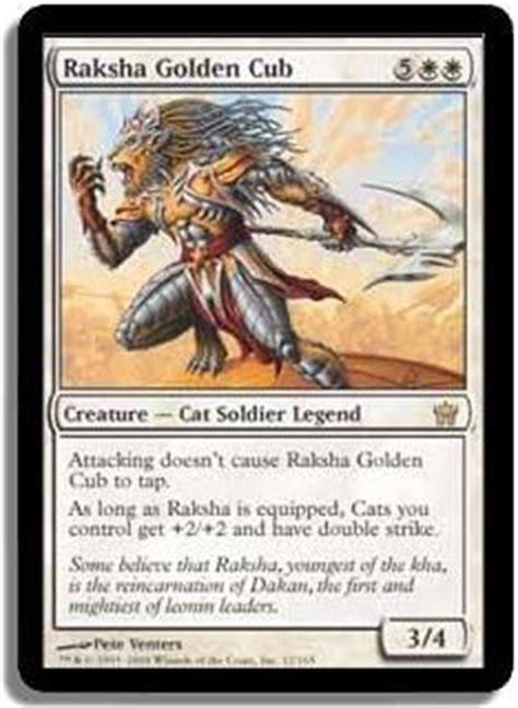 Cat Deck Mtg Goldfish by Starcitygames The Cats Of Magic Mtg White