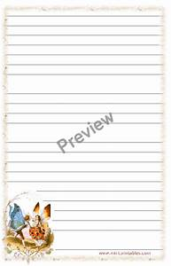 fairy tale story writing paper