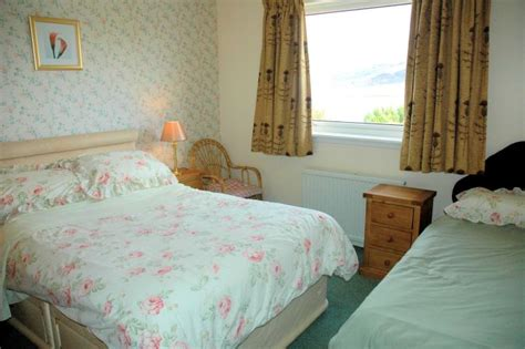 Family Bedroom by Family Bedroom Strathardle Lochcarron Wester Ross
