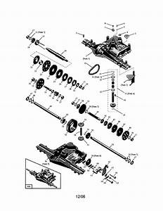 Craftsman Lt1000 Manual Trans