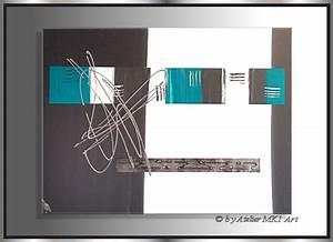 Bilder Acryl Abstrakt : mk1 art bild leinwand abstrakt gem lde kunst malerei modern bilder acryl t rkis ebay ~ Whattoseeinmadrid.com Haus und Dekorationen