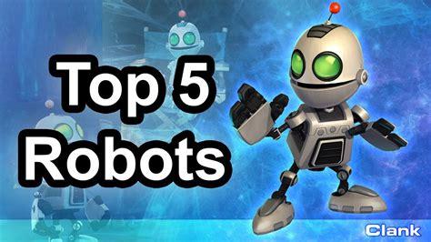 Robots In Games