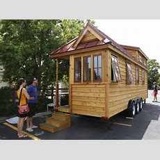 This Tiny Houseonwheels Is Nicer Than A Lot Of Studio