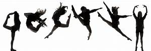 Dance Team Dancer Silhouette Clip Art