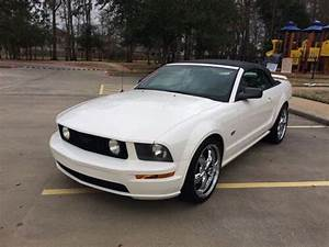 06 Mustang GT Convertible For Sale Houston | Aftermarket Rims & Intake