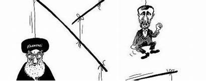 Iran Karikatur Atomstreit Dialog Mehr Dem Tagesspiegel
