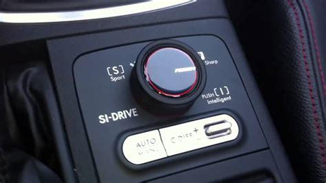 drive center diff system demonstration  subaru