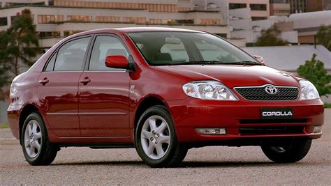 Used Toyota Corolla Review 20002012 Carsguide