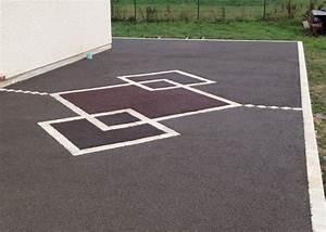 beton drainant colore pour sol exterieur With beton teinte pour terrasse