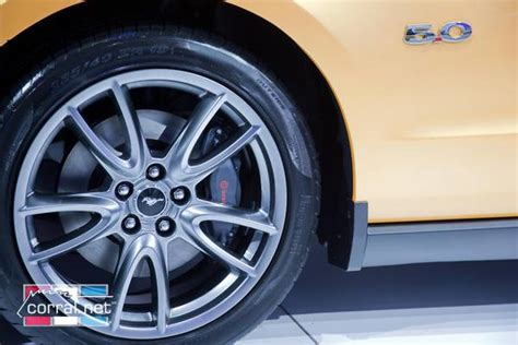 ford mustang gt optional brembo package selling