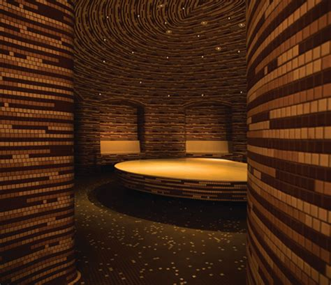 the hammam in drift spa at the palms hotel in las vegas i