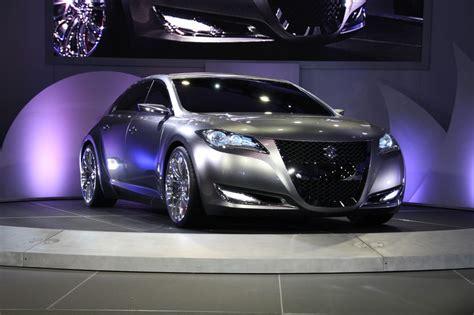 suzuki kizashi  concept car  catalog