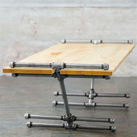 Der Couchtisch Aus Holzmodern Tables Folding Furniture Design Ideas 1 by Industrial Style Tisch Varianten Auch Diy Genial