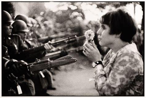 © Marc Riboud, Peace March, Washington D.c. 1967 Shown At