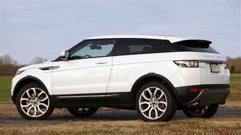 Range Rover Evoque Review  Design, Price, Performance And