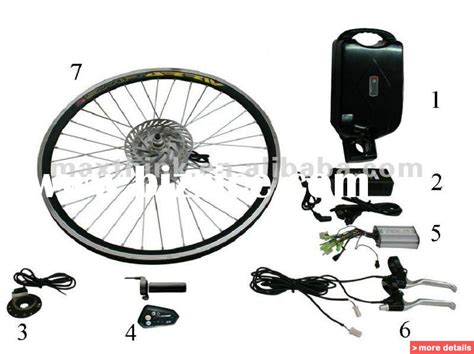 250w Electric Bicycle Parts With Led Display  China Other