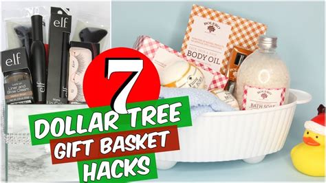 ideas for christmas gifts for 6 to 8 year olds 7 dollar tree gift basket diy hacks