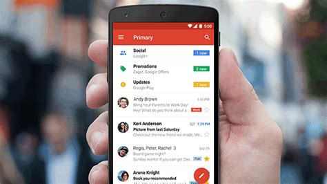 gmail login in mobile 10 essential gmail tips for whizzy email on your phone t3