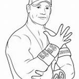 Coloring Wwe Pages Seth Rollins Printable Cena John Goldberg Sketch Everfreecoloring Ambrose Dean Template sketch template