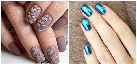 fall nail colors  stylish trends  shades  fall