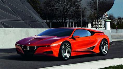 bmw supercar concept bmw supercar coming in 2012 motor1 com