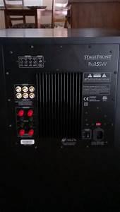 Subwoofer Plate Amplifier