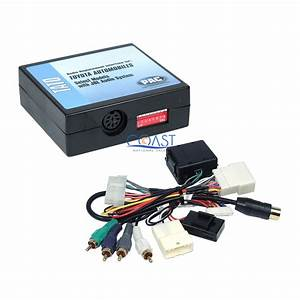 Car Radio Stereo Jbl System Amplifier Wiring Interface For