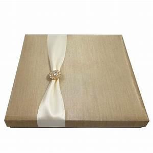 luxurious embellished square silk box wedding invitation With luxury wedding invitations in boxes