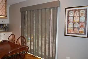 kitchen sliding glass door With kitchen sliding door blinds