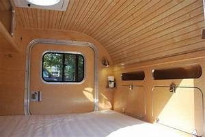 15 small camper trailers with which to enjoy the outdoors With teardrop camper interior ideas