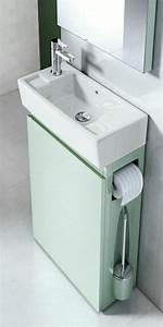 comment amenager une salle de bain 4m2 small rooms With comment amenager une petite salle de bain