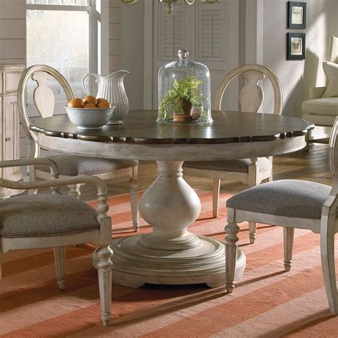 Belmar II Round Dining Table ART Furniture  Furniture Cart